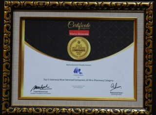 Top 5 Indonesia Most Admired Companies