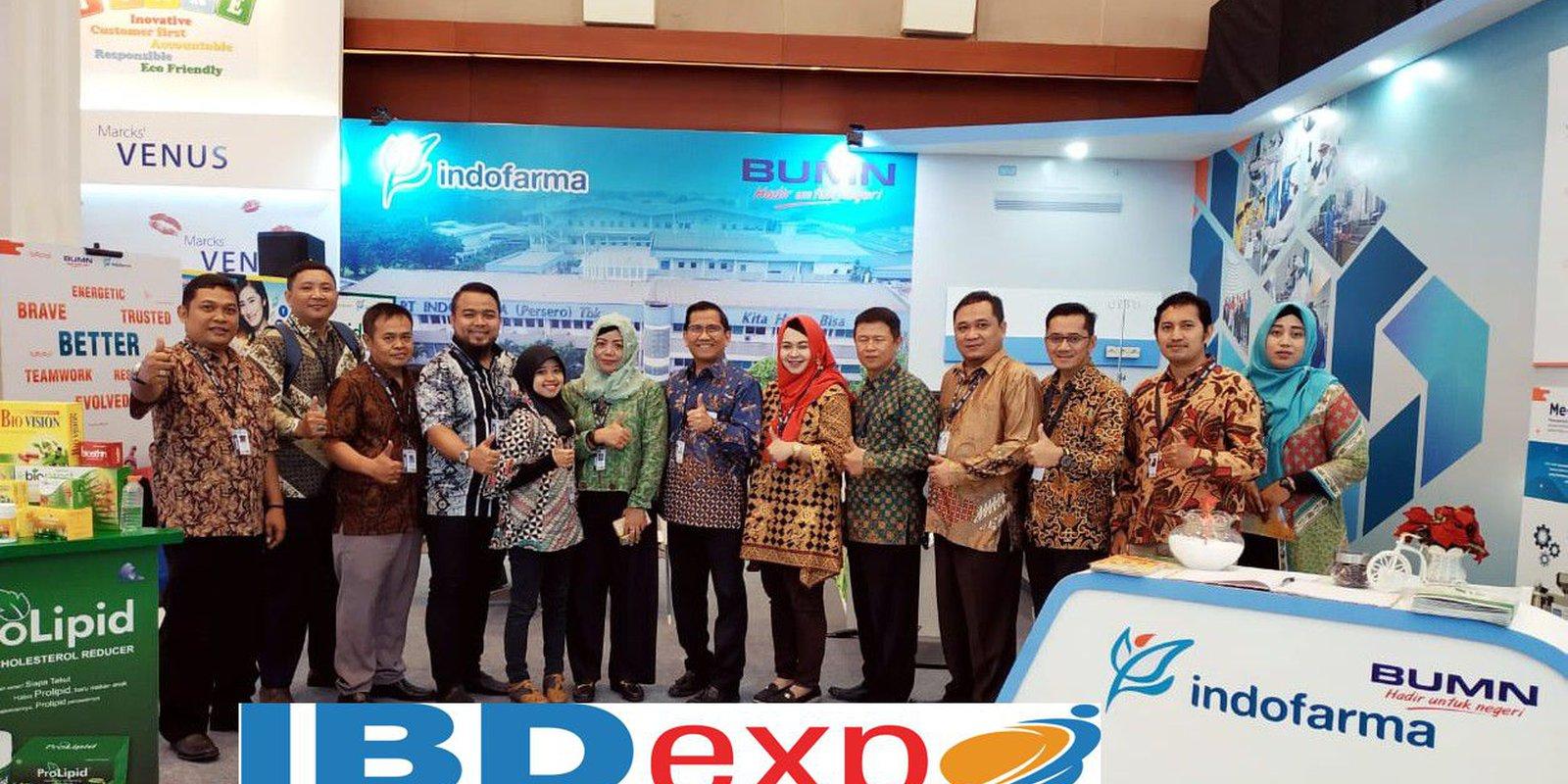IBD Expo 2018 Hadir di Surabaya