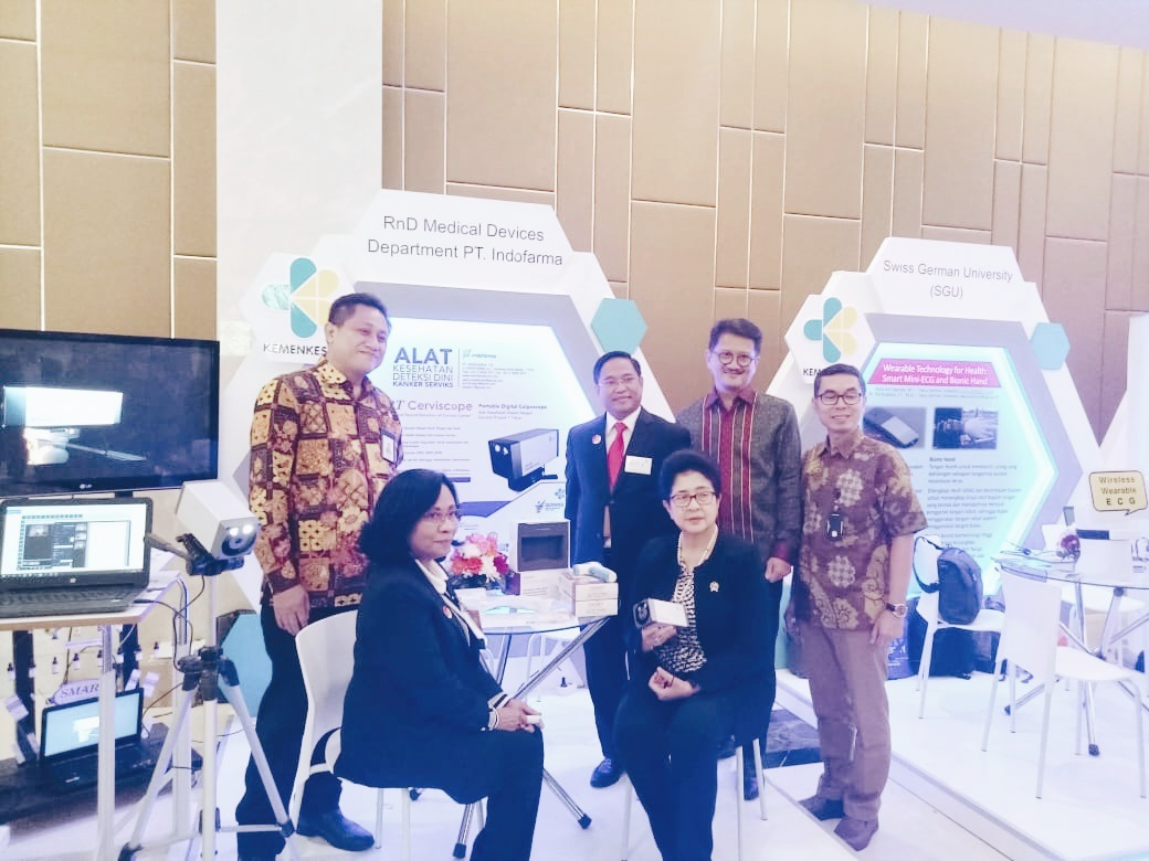 Indonesian Health Tech Innovation 2019