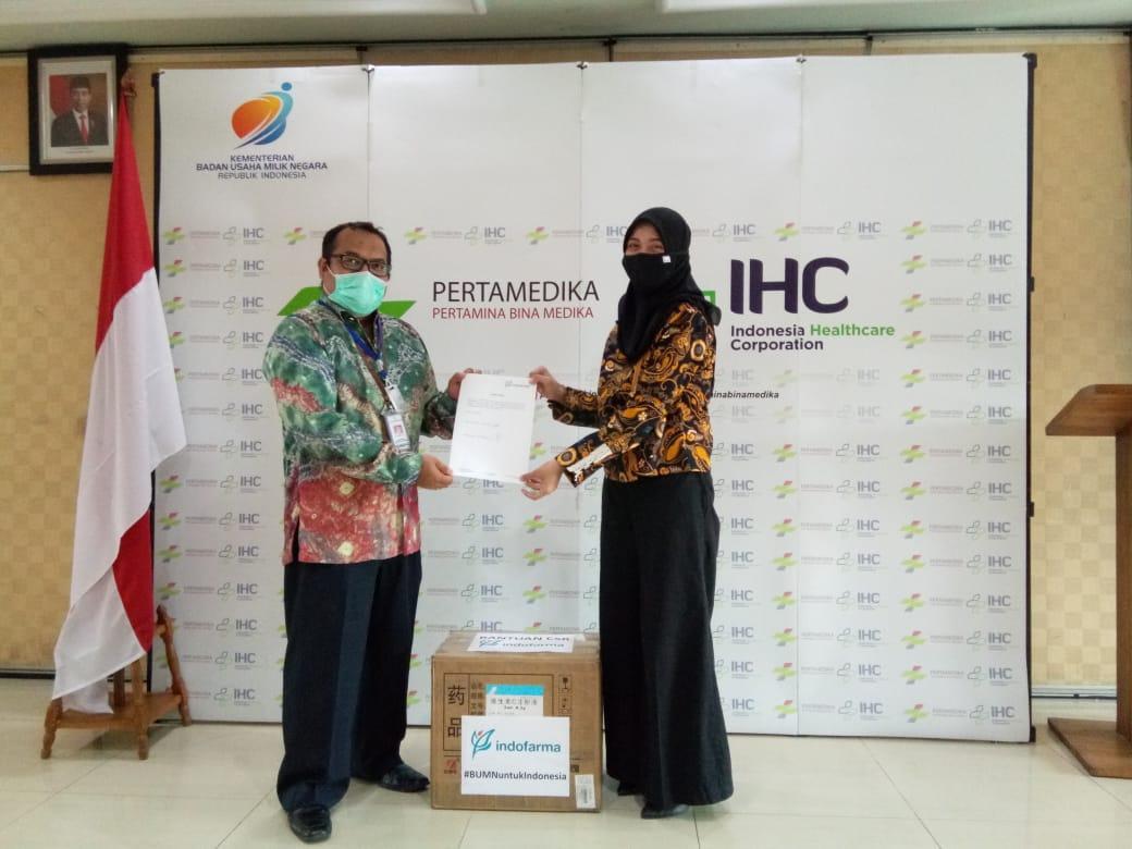 CSR Indofarma Lawan Covid-19